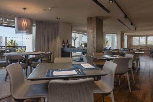 Restaurante Melvin: El interior
